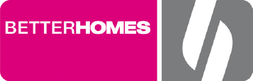 BETTERHOMES Logo