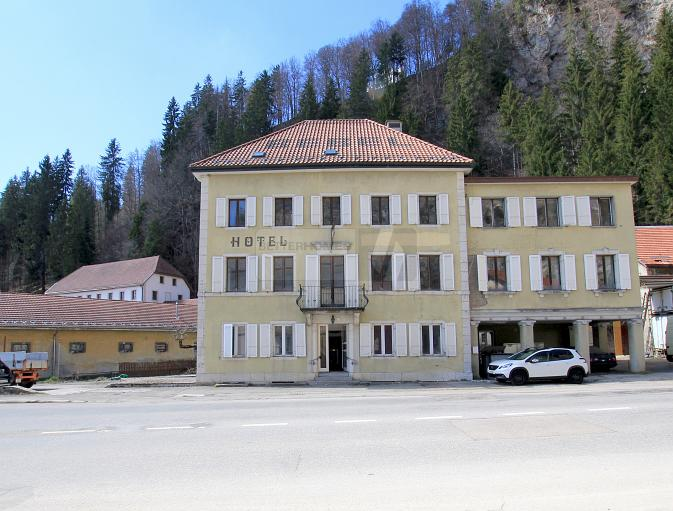 Hotel/Pension